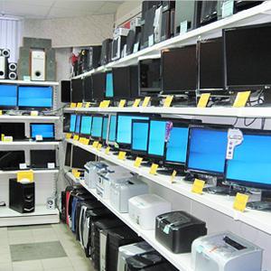 Компьютерные магазины Малояза