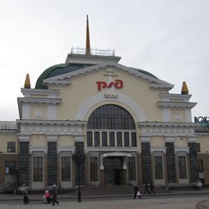 Железнодорожные вокзалы Малояза
